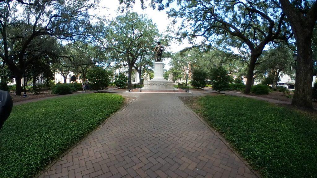 Motivos para passear em Savannah