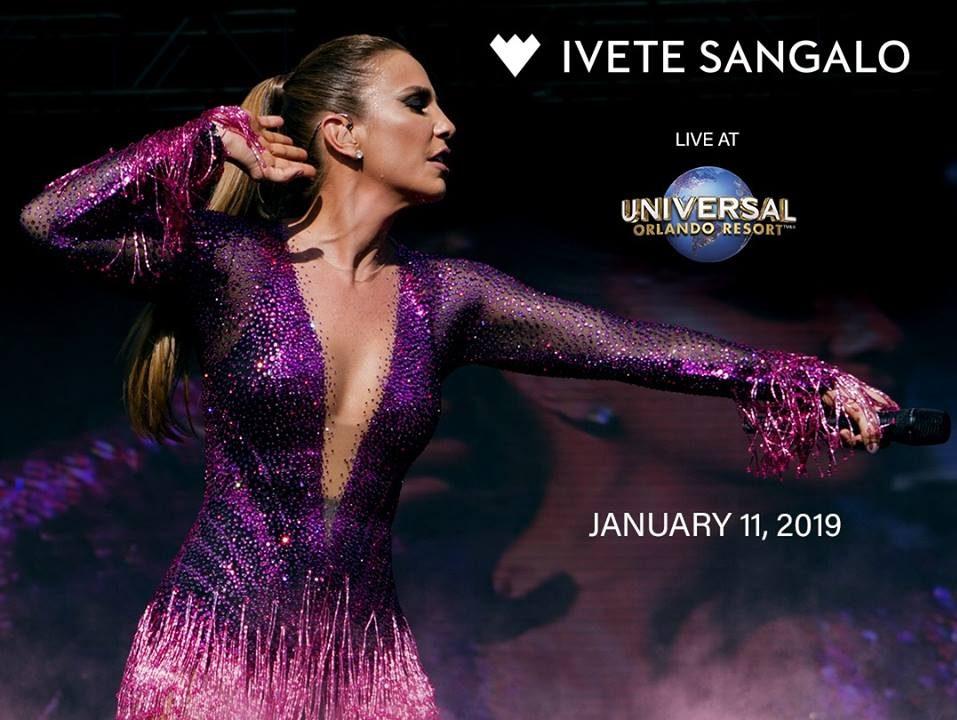 Ivete Sangalo na Florida Cup 2019