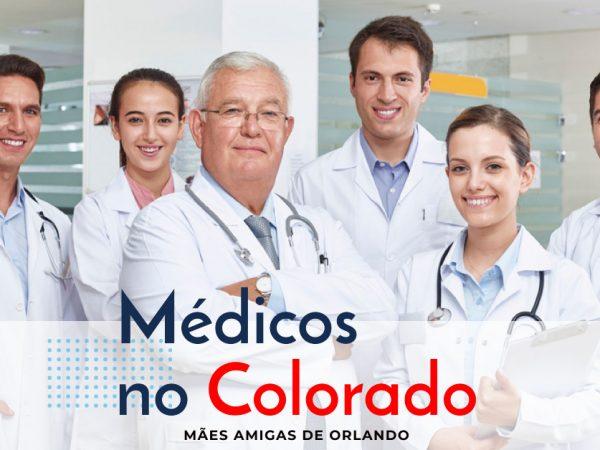 Médicos que fazem a diferença no Colorado