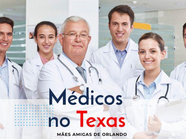 Médicos que fazem a diferença no Texas
