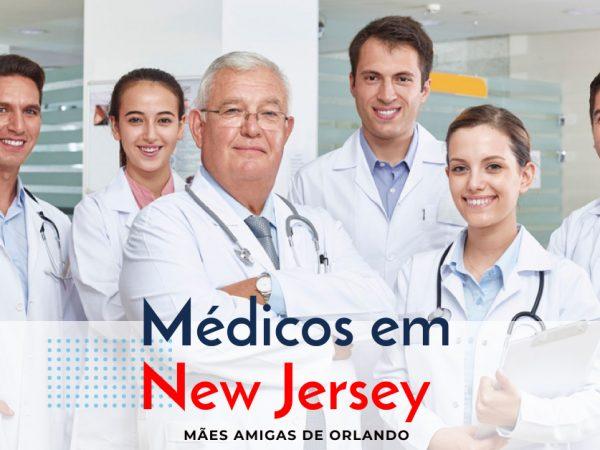 Médicos que fazem a diferença em New Jersey