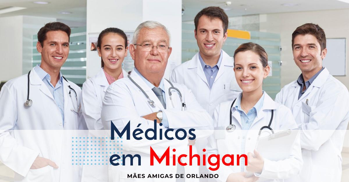 Médicos que fazem a diferença em Michigan