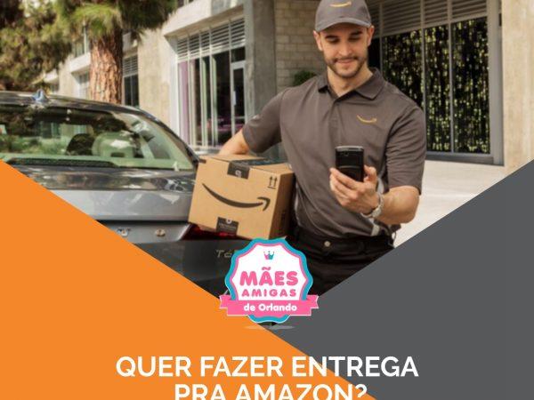Trabalhar na Amazon Flex