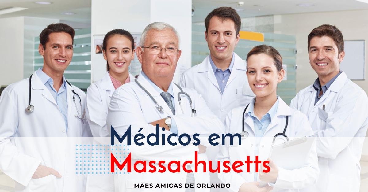 Médicos que fazem a diferença em Massachusetts