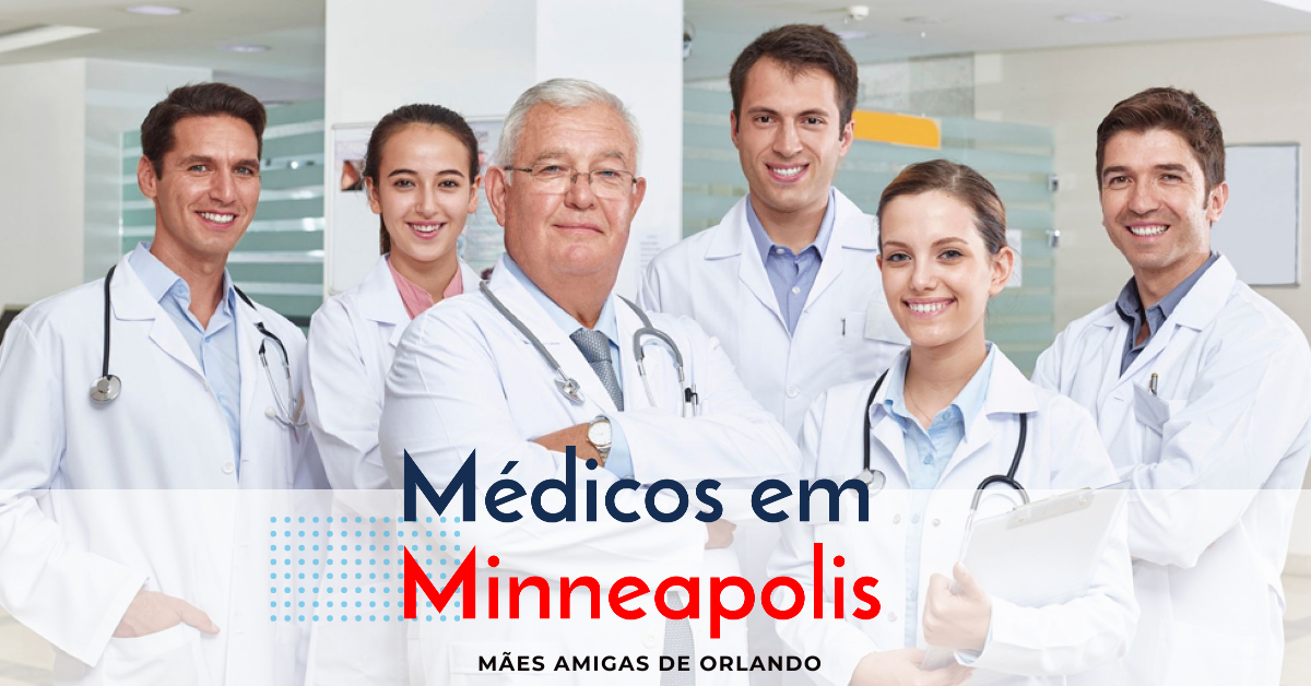 Médicos que fazem a diferença em Minneapolis