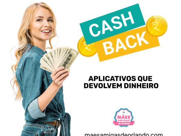 4 Aplicativos que devolvem dinheiro