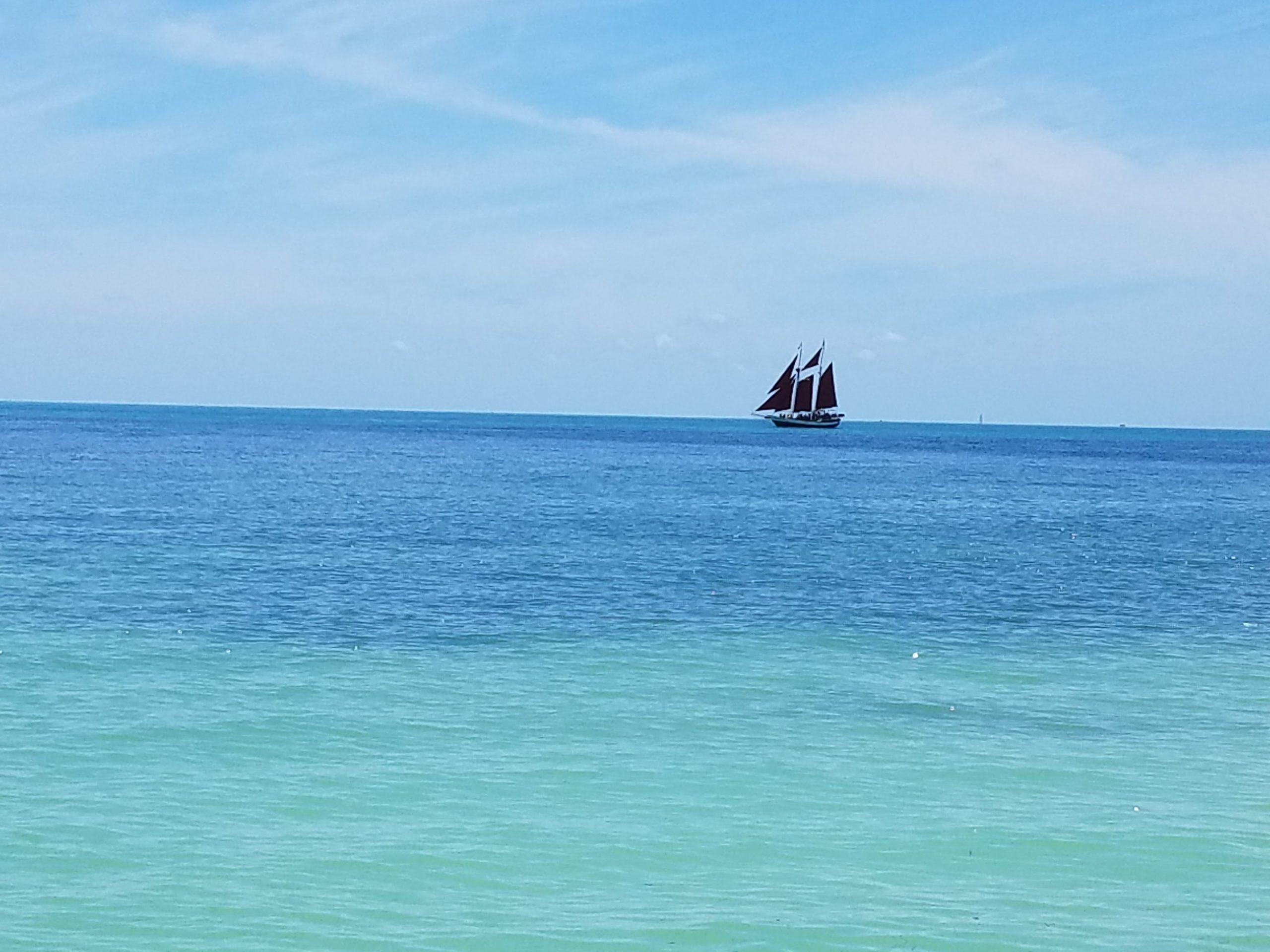 Acampar em Key West é bom