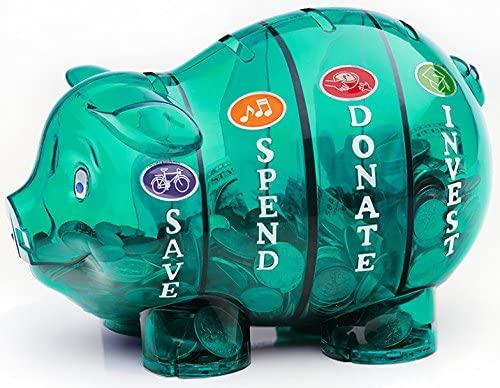 5 passos para ensinar o valor do dinheiro para as crianças