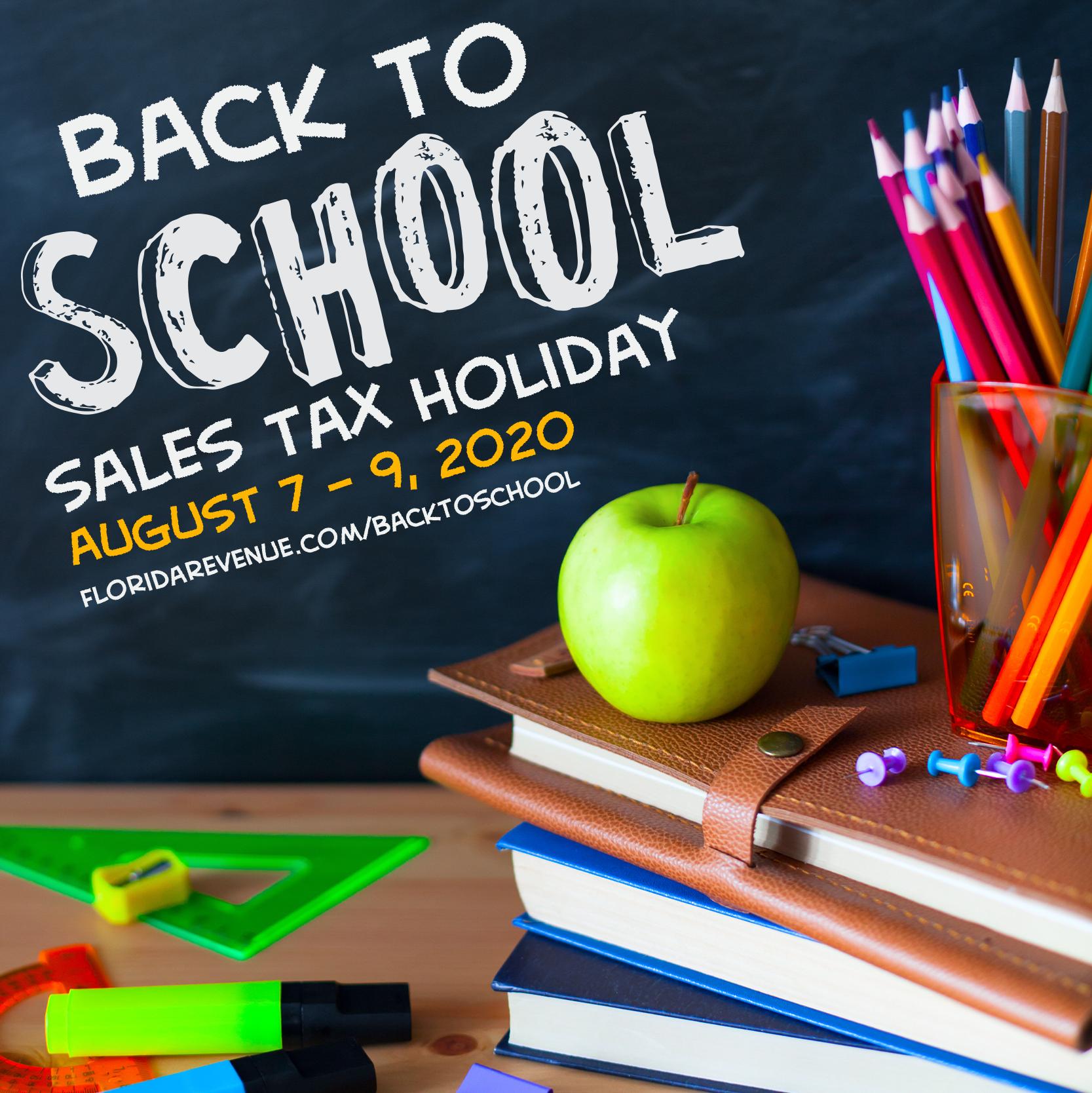 Materiais escolares livre de impostos