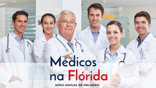 Médicos que fazem a diferença na Flórida