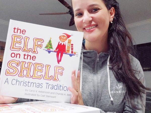 Elf on the Shelf Tradição de Natal Americana