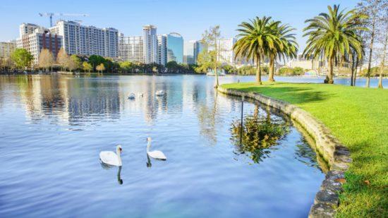 Os 20 melhores lugares para se morar na Central Florida