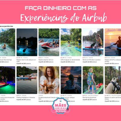 Experiência do Airbnb você sabe o que é?